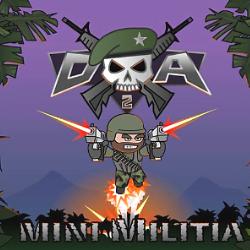 Mini Militia doodle army