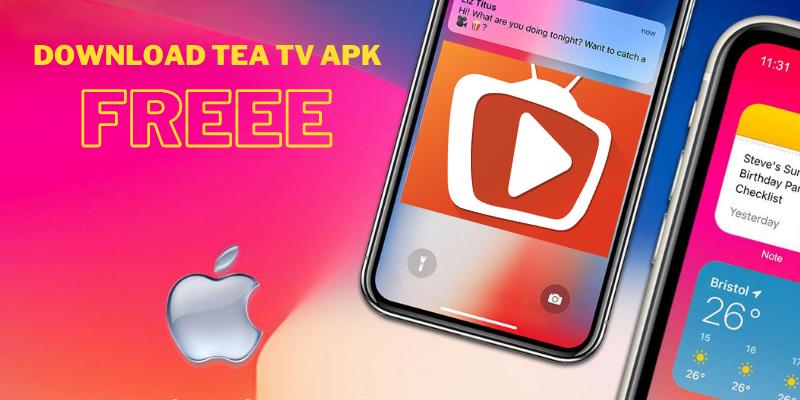 Download Tea tv apk