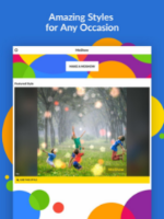 Mosho Mod APK For Making video and slideshow