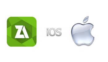 ZArchiver APK iOS